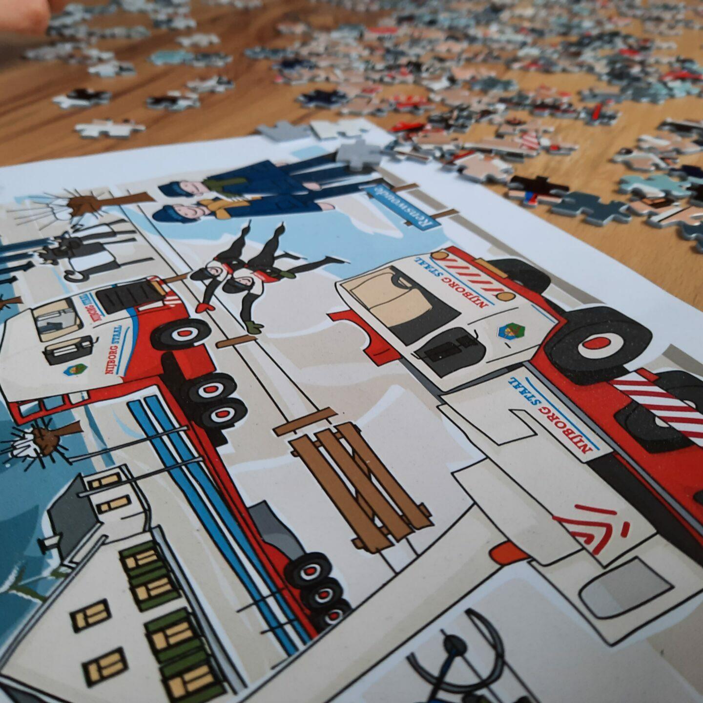 Nijborg puzzel